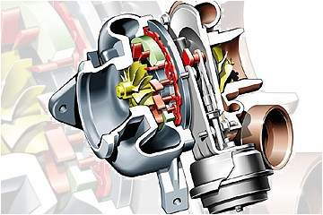 Encrassement des turbocompresseurs à géométrie variable